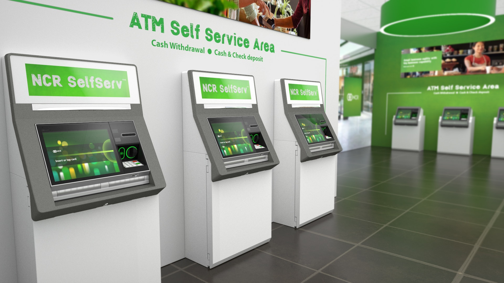 ATM NCR