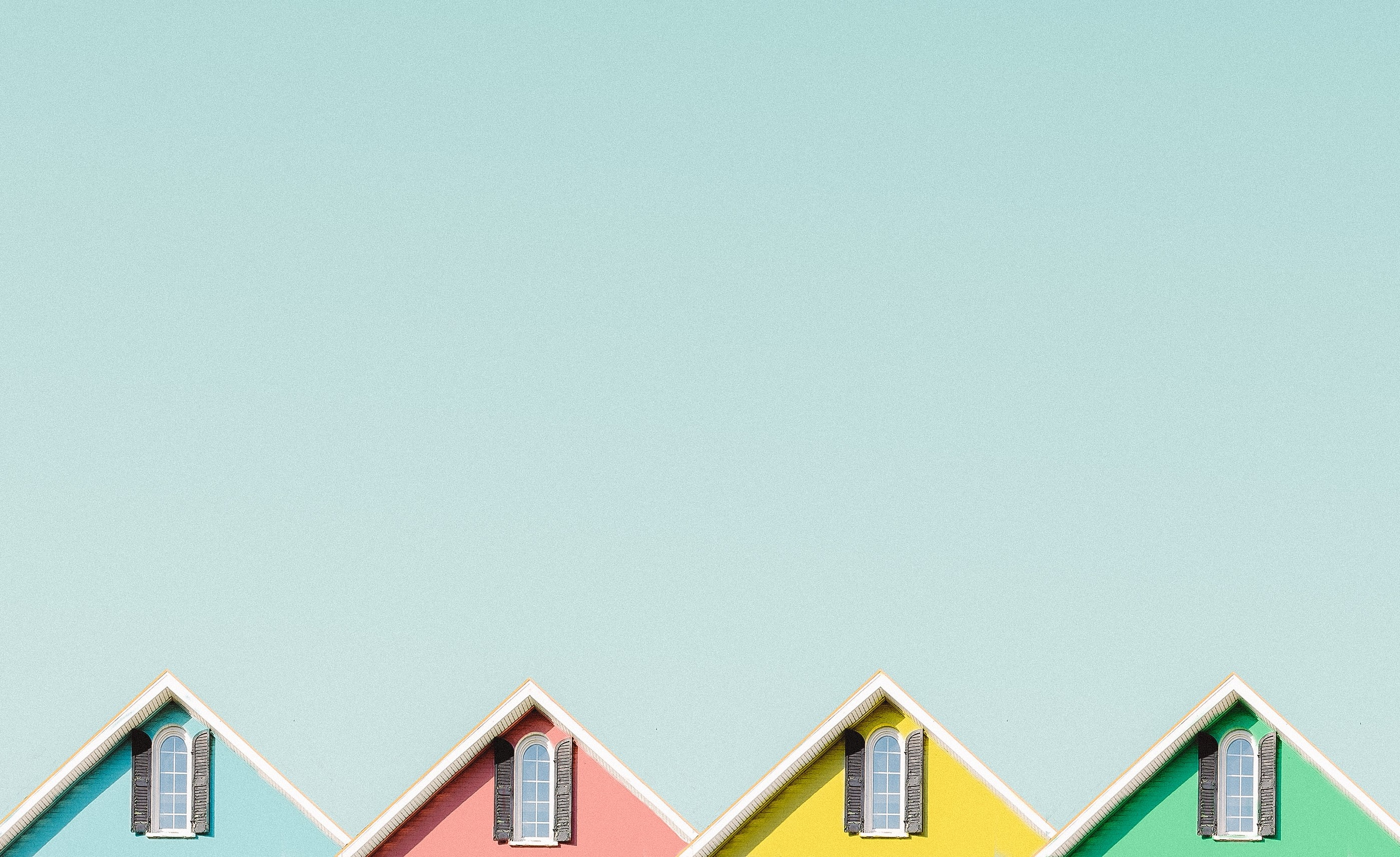 four-colourful-houses